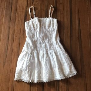 Fit and flare summer dress